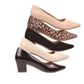 2ca9198923 Taco Para Salto Fino - Sapatos com o Melhores Preços no Mercado ...