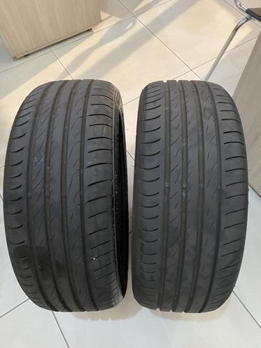 04 pneus run flat 225/50/18  2.200,00
