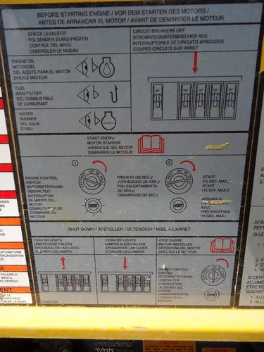04) precio especial de torre de luz atlas copco qltm10 2010