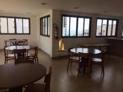 04 quartos montado e decorado alto padrão na praia da costa. - 19205