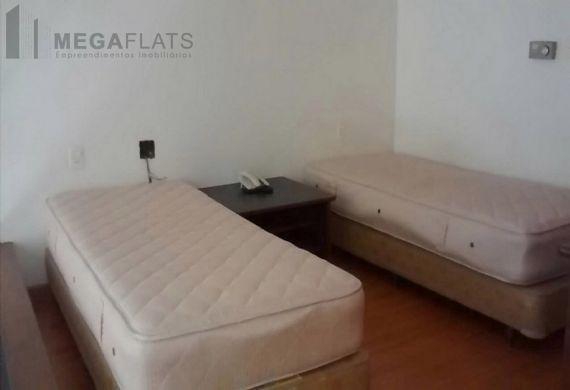 04208 -  flat 1 dorm. (1 suíte), bela vista - são paulo/sp - 4208