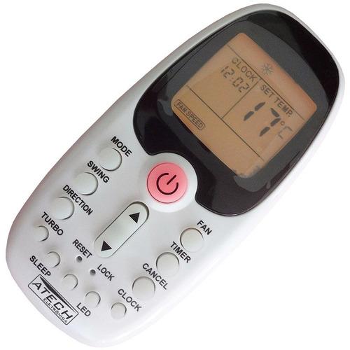 0432 - controle remoto ar condicionado komeco r06-bgce