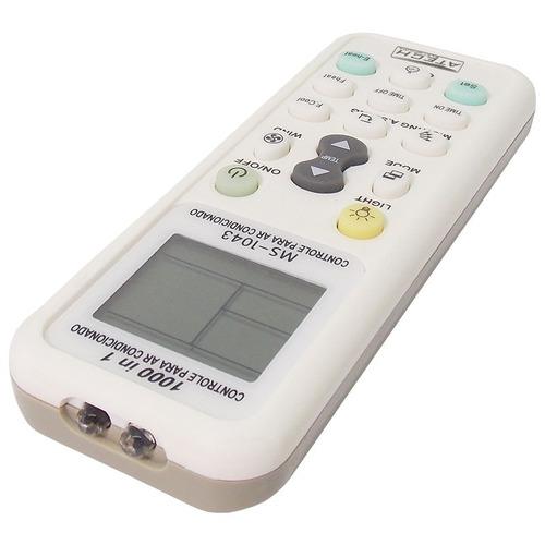 0440 - controle remoto universal ar condicionado kt-1028e