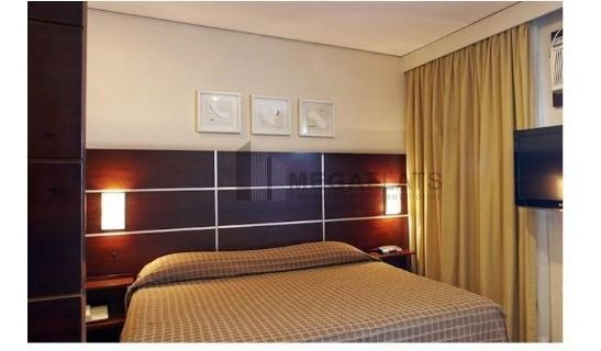 04626 -  flat 1 dorm, chácara santo antonio - são paulo/sp - 4626