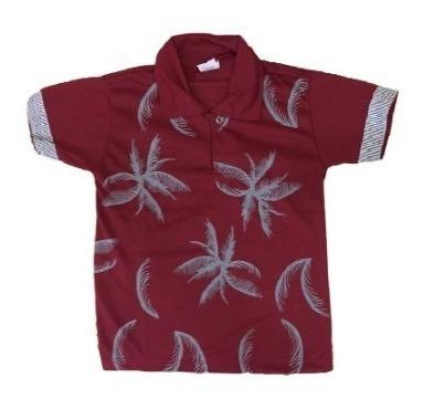 05 camisa polo infantil masculina menino roupas atacado