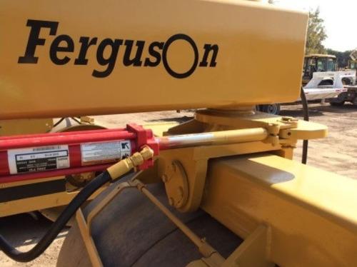 05) compactador doble tambor estatico 1.37 mt ferguson