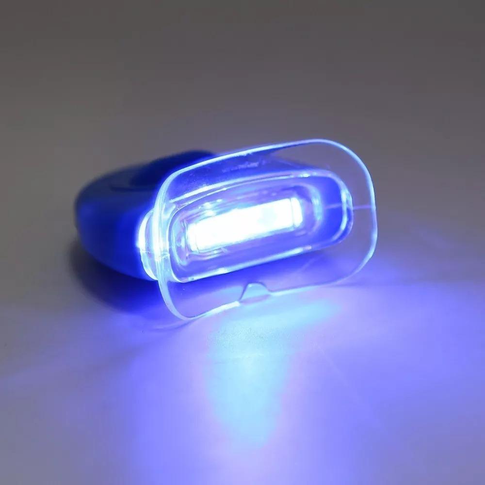 05 Luz Led Acelerador De Clareamento Dental Laser Clareador R
