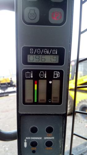 05) minicargador case sv280 kit hidraulico 2016 recien impo