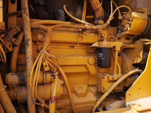 05) motoconformadora john deere 670c 1997
