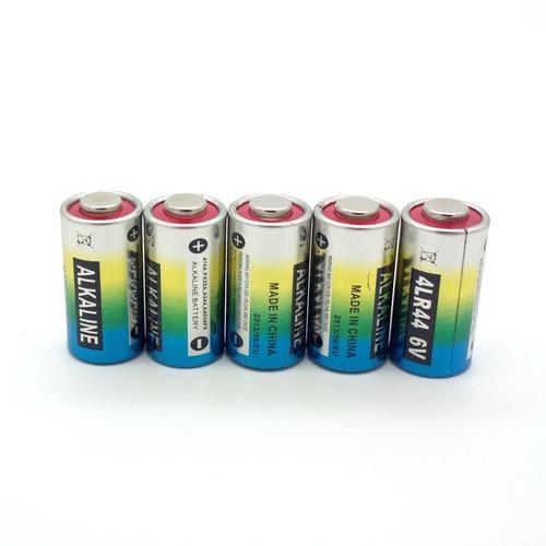 05 pilha bateria 4lr44 6v coleira anti latido 476a a544x
