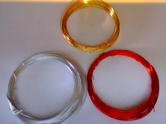 Arame Artesanato Dourado ~ 05 Rolos De Arame Liso Para Artesanato Frete Gratis R$ 14,80 em Mercado Livre