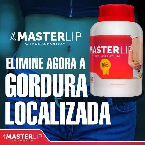 99cad4e92 05 Und Masterlip Original 30 Cápsulas - Revenda Ou Consumo - R$ 195 ...