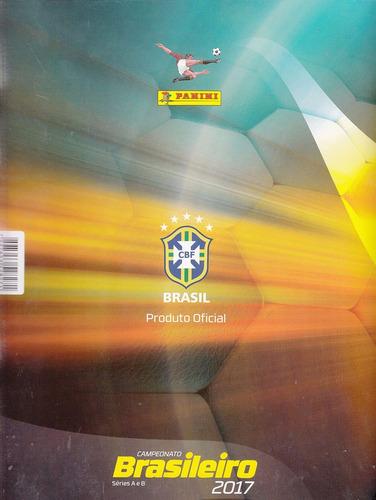 05/17 figurinhas do album campeonato brasileiro 2017