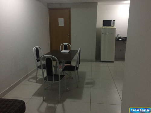 05399 -  apartamento 2 dorms. (1 suíte), turista i - caldas novas/go - 5399