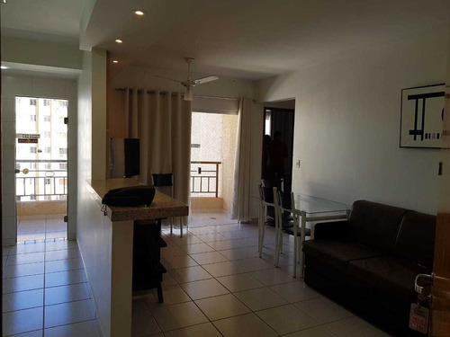 05591 -  apartamento 2 dorms, jardim jeriquara - caldas novas/go - 5591
