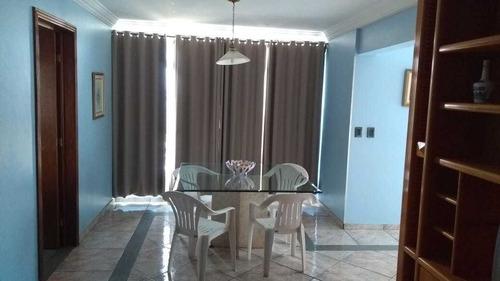 05685 -  apartamento 2 dorms, turista i - caldas novas/go - 5685
