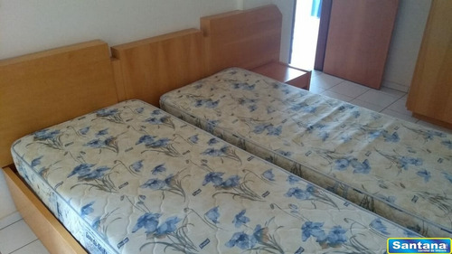 05766 -  apartamento 2 dorms. (1 suíte), turista i - caldas novas/go - 5766