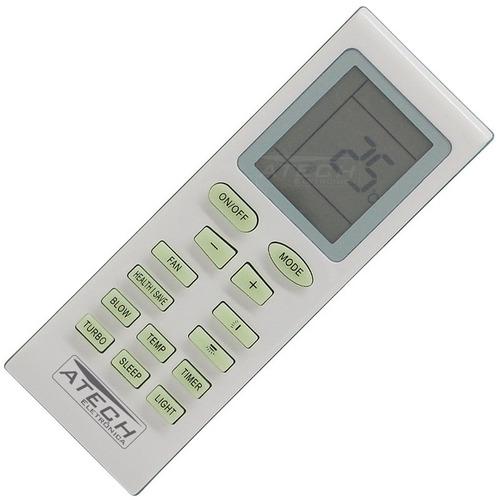 0578 - controle remoto ar condicionado gree yb1f2