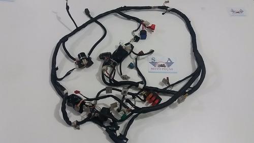 0585 - chicote fiação dafra smart 125 (usado) 2009