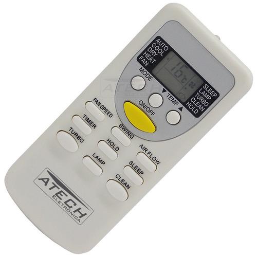 0592 - controle remoto ar condicionado rheem zh/jt-03