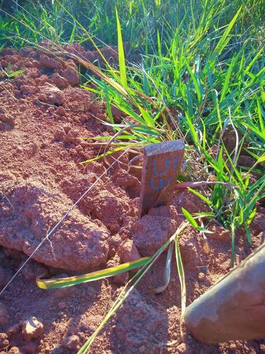 06 c - terreno cercado e demarcado