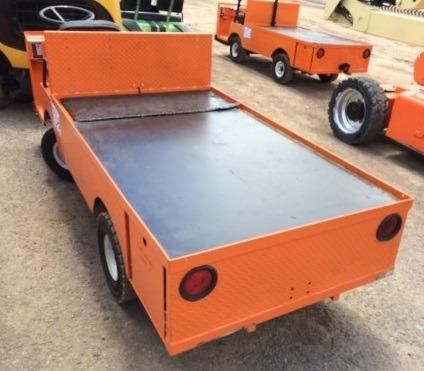 06) carro de carga motrec 2012 electrico