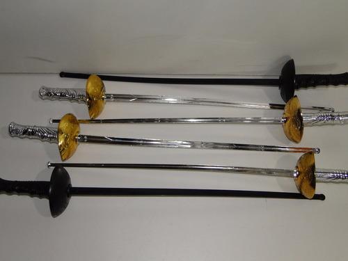 06 espada mosqueteiro zorro pirata torneio medieval esgrima