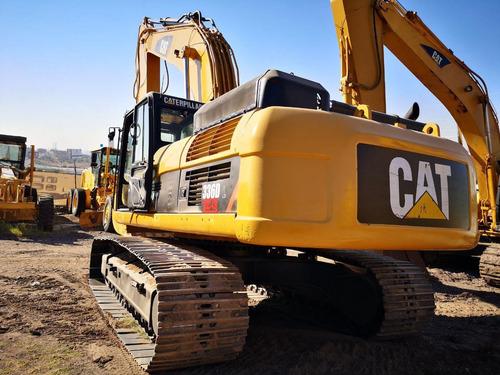 06) excavadora hidraulica caterpillar 336dl 2011 sist hid