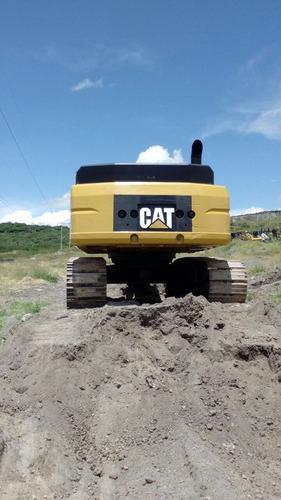 06) excavadora hidraulica caterpillar 345bl 1997