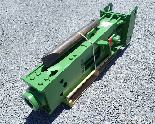 06) martillo hidraulico para excavadora mustang brh501 nuevo