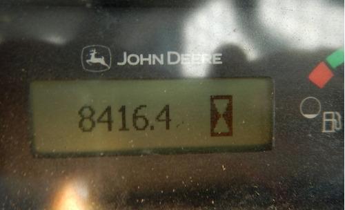 06) minicargador john deere 332 e 2014