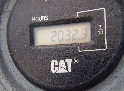 06) retroexcavadora caterpillar 416 d 2005