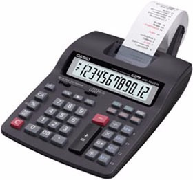 06 tinteiro rolete tinta calculadora casio hr 150tm 100tm