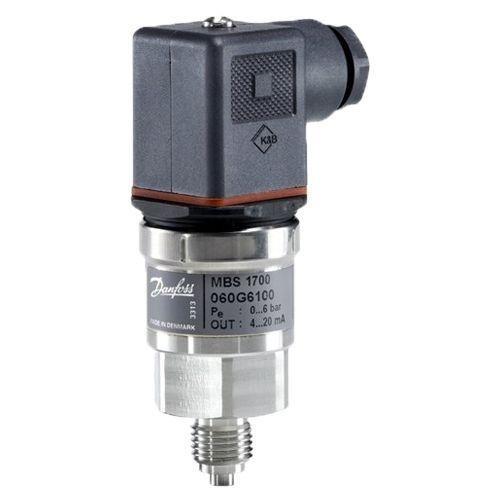 060g6109 trans. pressão danfoss mbs1750 0 a 160bar 1/4