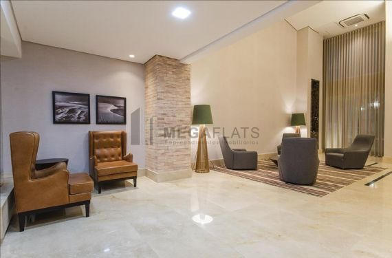 06138 -  flat 2 dorms, bela vista - são paulo/sp - 6138