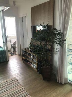 06140 -  flat 2 dorms. (1 suíte), bela vista - são paulo/sp - 6140