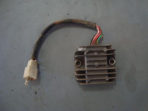 0620 - retificador regulador voltagem dafra speed - original