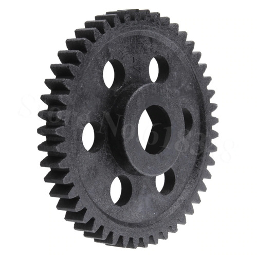 06232 throttle gear corona 47 dientes para carros rc