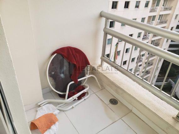 06564 -  flat 2 dorms, bela vista - são paulo/sp - 6564