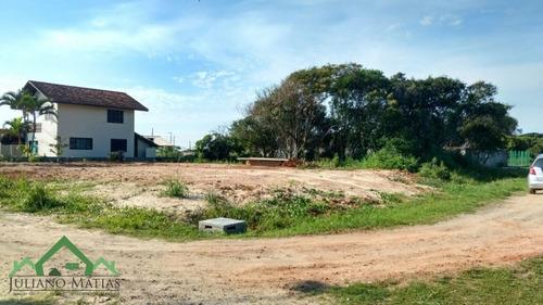 0691 terreno l balneário barra do sul - salinas - 0691
