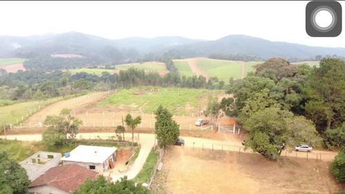 06c- terreno limpo e cercado 1.000 m2