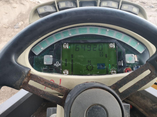 07) cargador frontal / payloader case 521d 2001