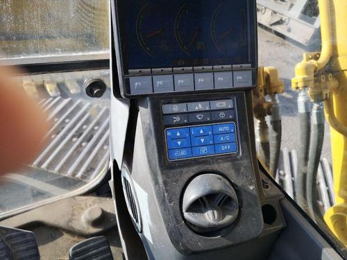 07) excavadora hidraulica komatsi pc350lc-8 2012