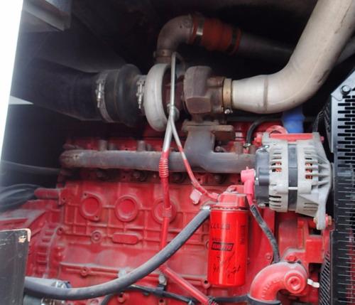 07) generador de electricidad cummins 200 kw 127/220/440v