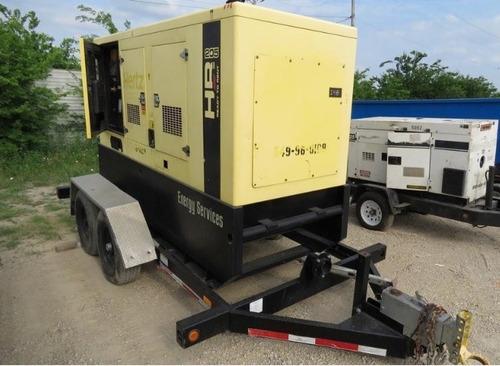 07) generador de electricidad hipower 160 kw 220/440 v