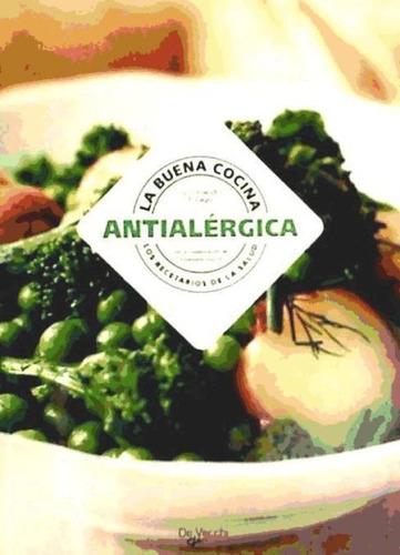 07.277 buena cocina antialergica, la(libro gastronomía y coc
