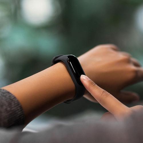 0,78 '' original xiaomi mi banda 3 inteligente pulsera pulse