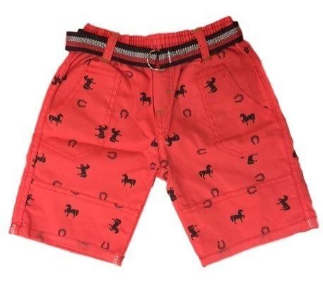 08 bermuda short infantil menino roupas infantis atacado top