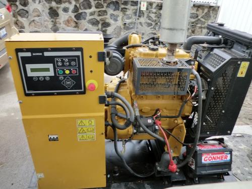 08) generador de luz olympian 30 kw 127/220v