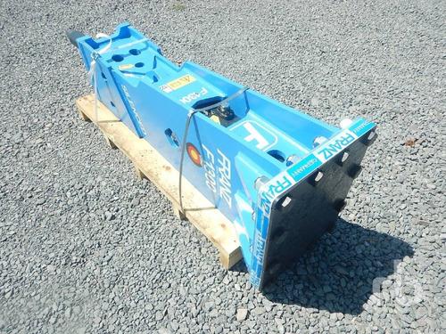 08) martillo hidraulico para excavadora de 13 a 20 ton